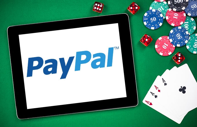 Gambling Sites That Take Paypal